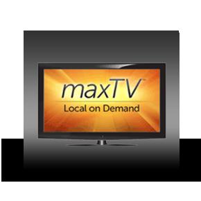 maxTV On Demand