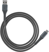 Ventev 10' USB-A to USB-C Chargesync Alloy Cable