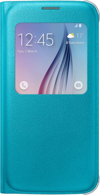new arrival 047c5 fcd0c Samsung Galaxy S6 S-View Flip Cover | WIRELESSWAVE