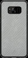 Candywirez Galaxy S8 Vegan Leather Crocodile Case