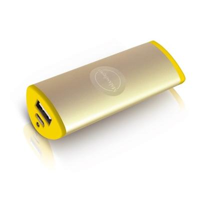 Catherine Malandrino 2600 mAh Battery pack - Yellow