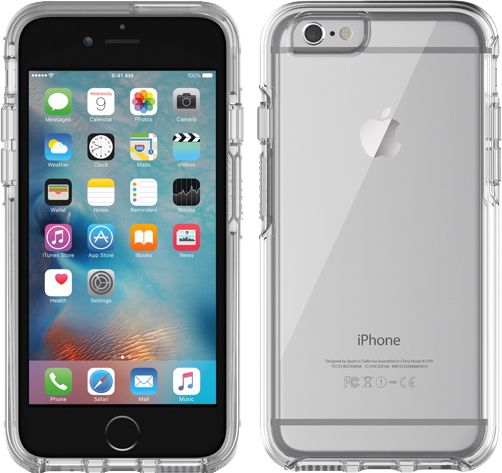 timeless design 97368 4d0c4 OtterBox iPhone 6s/6 Symmetry Clear Case Price and Features