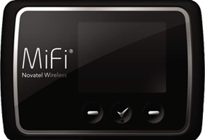 Novatel Wireless MiFi 6630