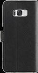XQISIT Galaxy S8+ Viskan Wallet Case