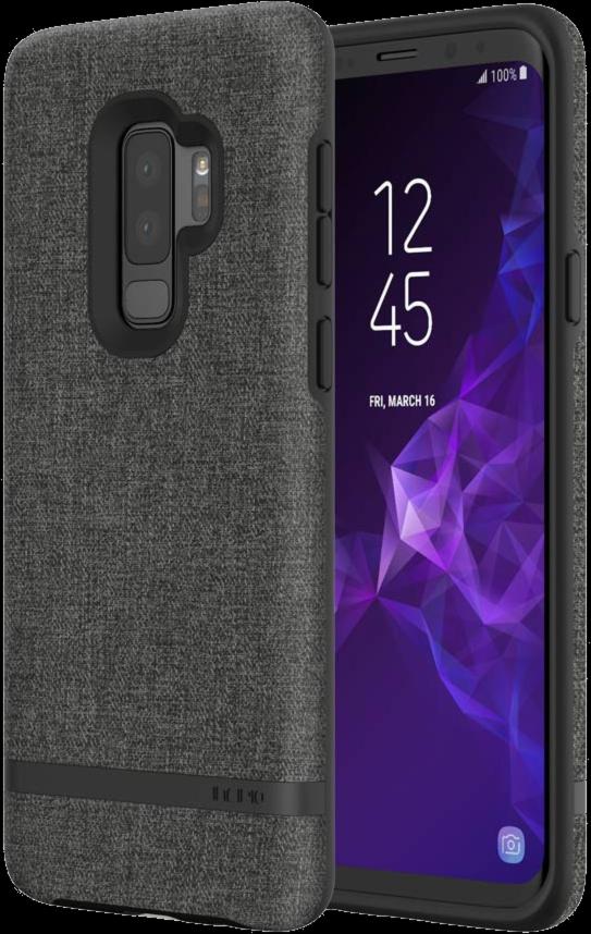 Galaxy S9+ Esquire Case - Gray