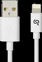 Qmadix Lightning 4' Round Data Cable