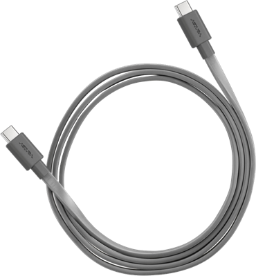 Ventev 3.3' Chargesync USB Type-C to USB Type-C Cable