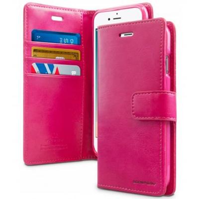 Goospery iPhone 7+ Bluemoon Wallet - Pink