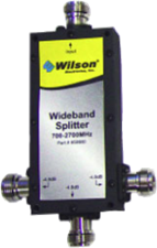 weBoost Wilson 3 way splitter