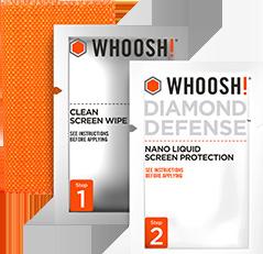 Tech Hygiene Diamond Defense Nano Liquid Screen Protection - Clear