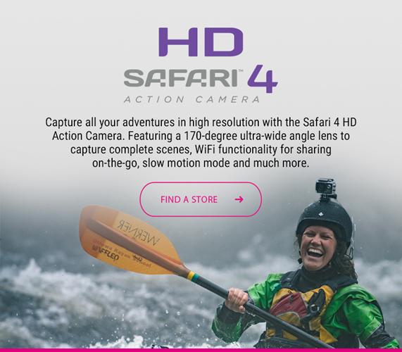 Safari 4 HD Camera at Tbooth wireless