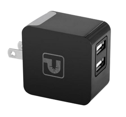 Powerology Dual USB Wall Charger 3.1A
