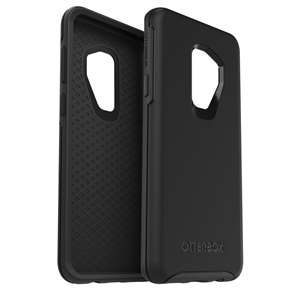 OtterBox Symmetry - Galaxy S9 Plus, Black