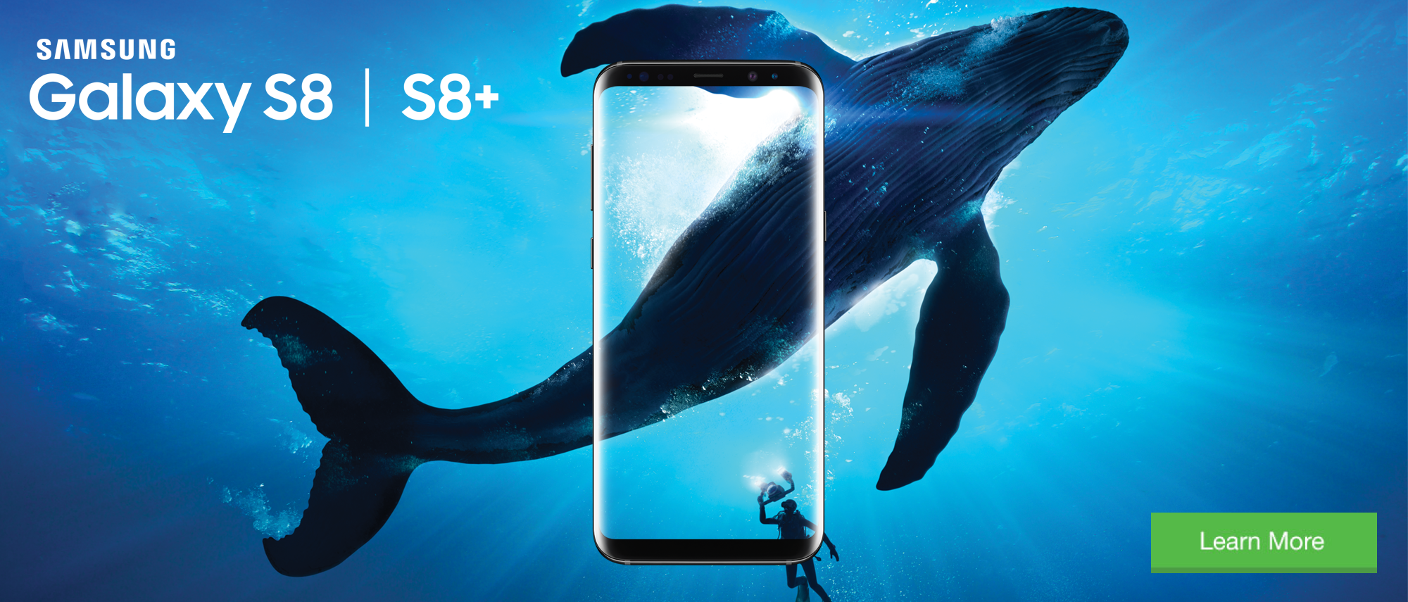 Samsung S8 | S8+ Launch