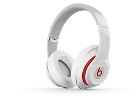 BEATS (74197) STUDIO HD HEADPHONES - WHITE