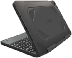 Zagg iPad Air 2 Rugged Book and Keyboard Case