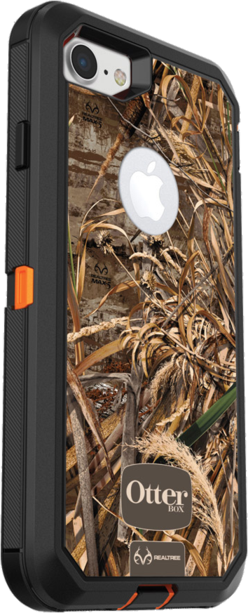 online store cc8c3 4618e OtterBox iPhone 8/7 Realtree Camo Defender Case Price and Features