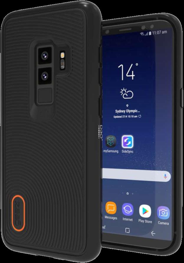 Galaxy S9+ D3O Battersea Case
