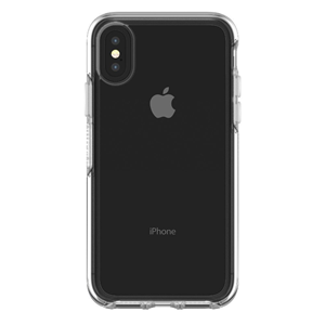 OtterBox Symmetry Clear - iPhone X, Clear/Clear