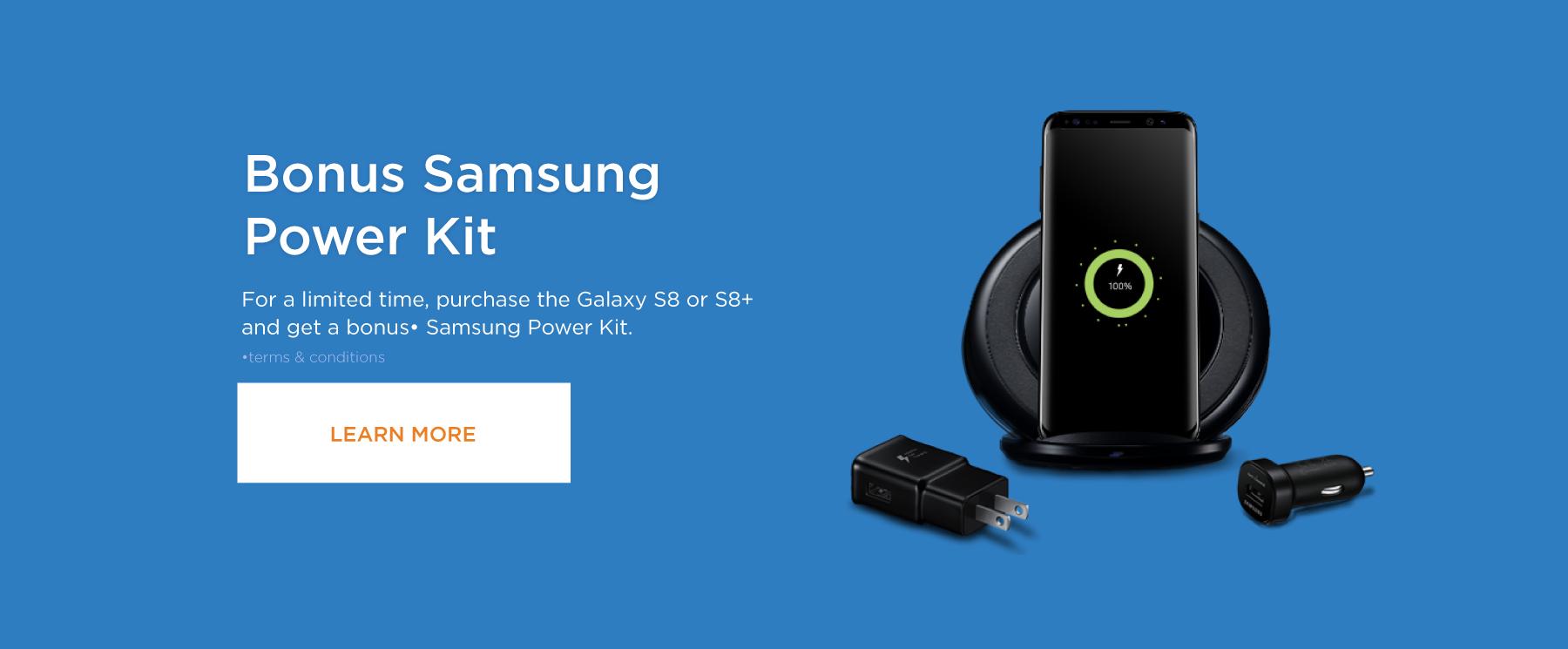 Bonus Samsung Power Kit