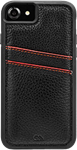 CaseMate iPhone 8/7/6S Black Tough ID Case