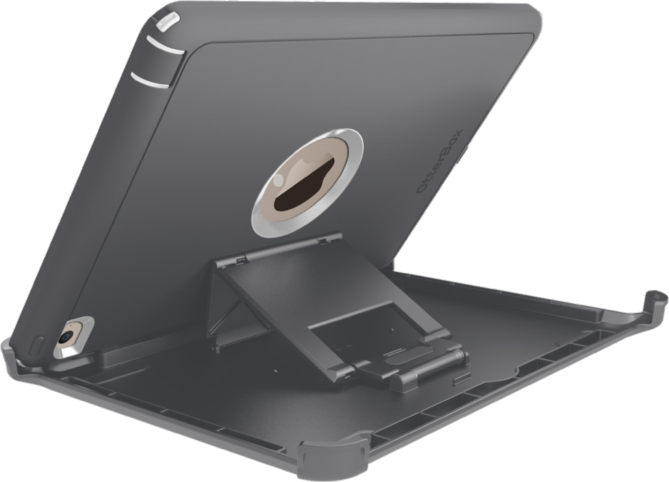 otterbox defender ipad case how to open