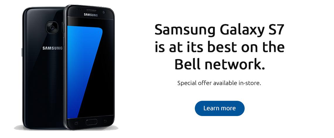 Bell Samsung Galaxy S7