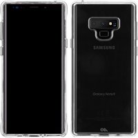 CaseMate Galaxy Note 9 Tough Clear Case