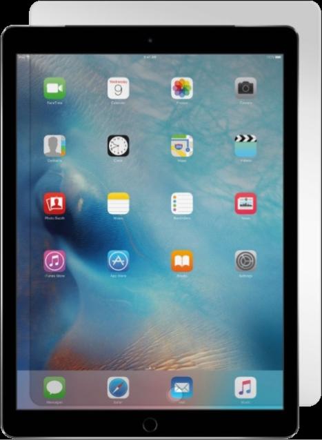 iPad Pro Black Ice Screen Protector - Clear