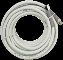 weBoost 20' RG58 Low Loss Foam Coax Cable (SMA Male - SMA Female) - White