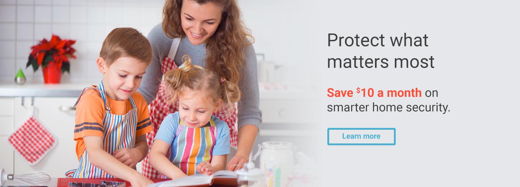 Save $10 on SecurTek Packages