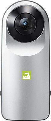LG 360 CAM Compact Spherical Camera