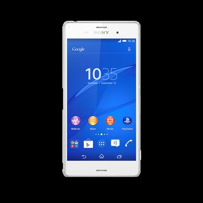 Sony Refurbished Sony Xperia Z1 - White