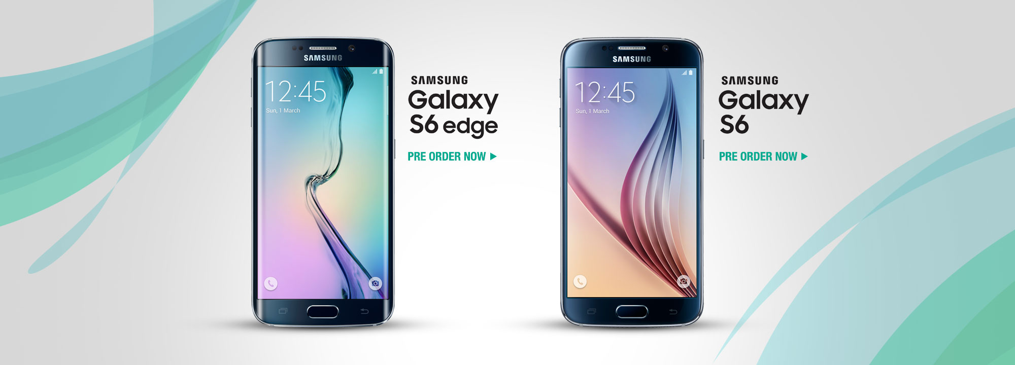 Samsung Galaxy S6 Pre Order