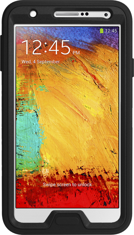 low priced 969fe e756e OtterBox Galaxy Note 3 Defender series case Price and Features