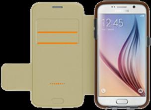 GEAR4 Galaxy S7 Gear4 D3O Black BookCase