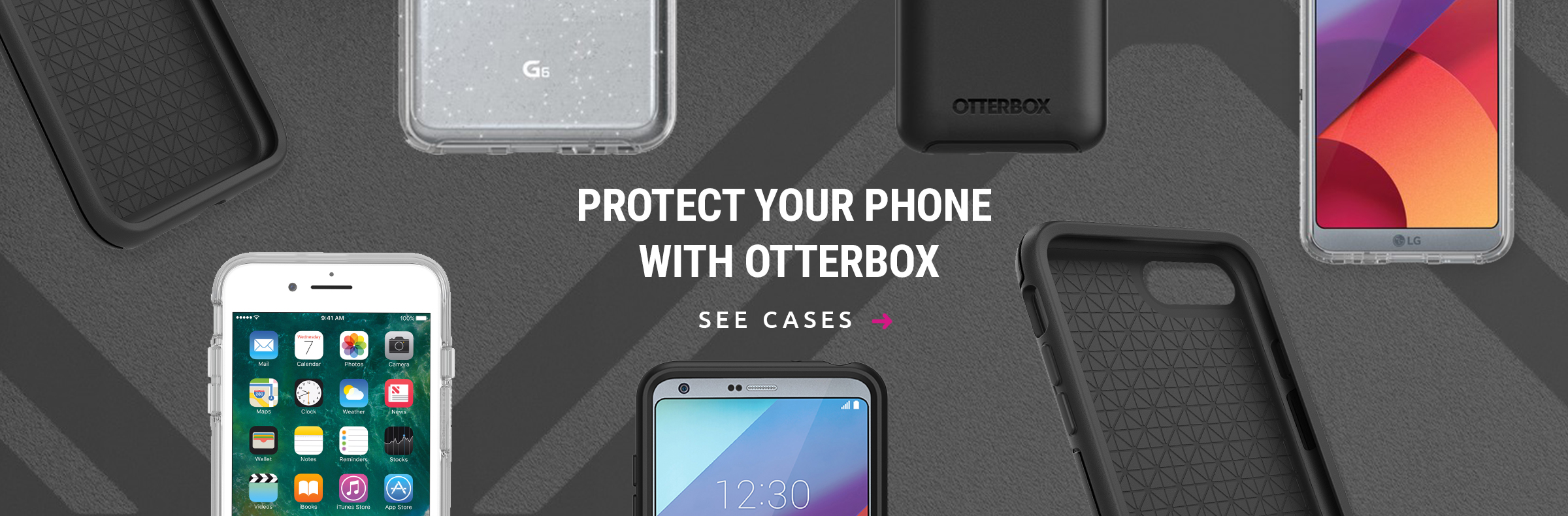 Otterbox Accessories at Tbooth wireless