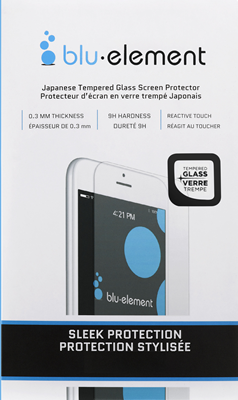 Blu Element LG X Power Tempered Glass Screen Protector