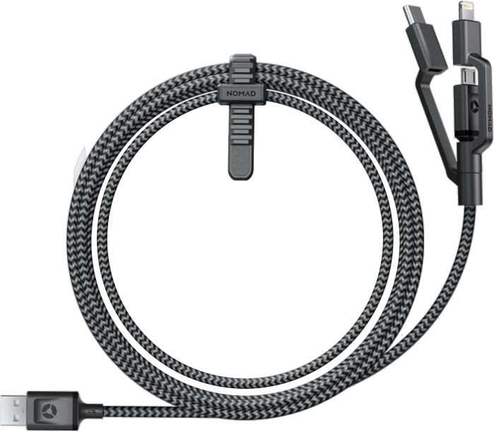 Ultra Rugged Universal Cable - Black