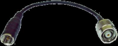 weBoost Wilson FME male to Reverse TNC male adapter