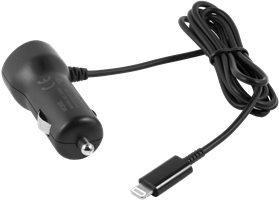 XQISIT Xqisit 2.4A Lightning Car Charger