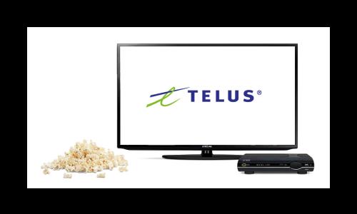Why TELUS Optik TV