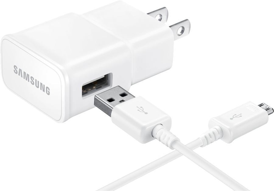Samsung AFC Travel Charger - White