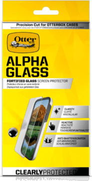 Galaxy J3 2017/Emerge Clearly Protected Alpha Glass Screen Protector - Clear