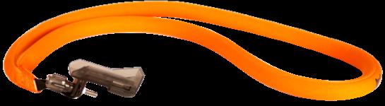 Hitcase Floating Orange Bandolier Strap