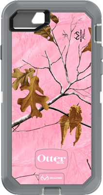 OtterBox iPhone 8/7 Camo Defender Case