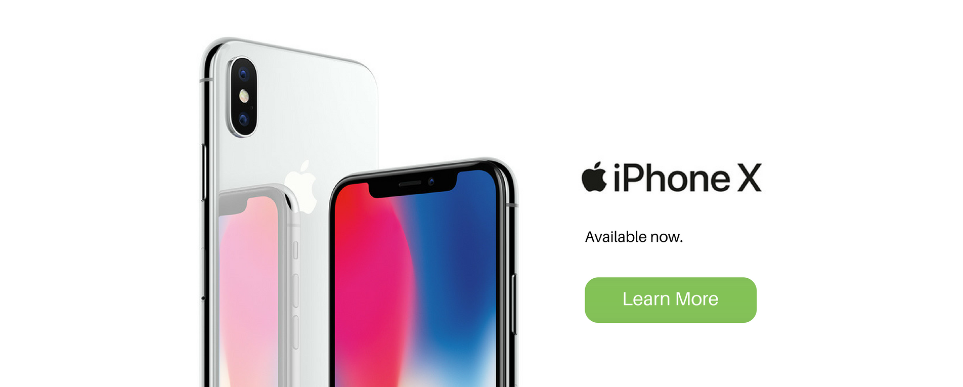 iPhone X Available Now