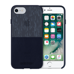 iPhone 6/7 Burton Leather Case - Navy