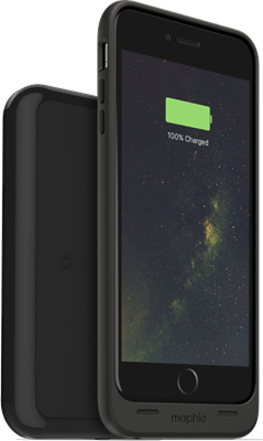 release date: 2bbcb 89a33 Mophie iPhone 6s Plus/6 Plus Juice Pack Wireless Case & Charging ...