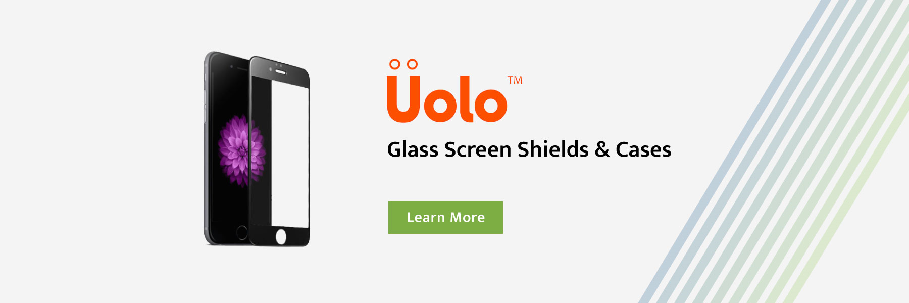 Uolo Glass Screen Shields & Cases